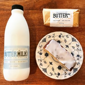 Buttermilk and cultured butter - Made in Tasmania